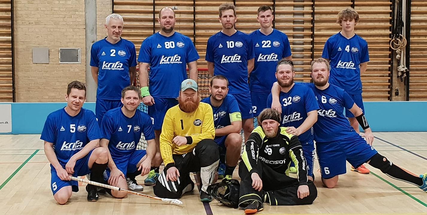 Spil floorball i Holbæk